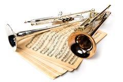 trompete Stockfotografie