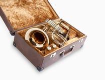 trompete lizenzfreie stockfotos