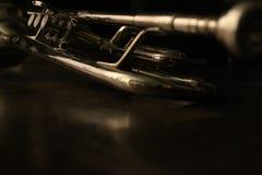 trompete lizenzfreies stockfoto