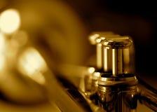 trompette photographie stock