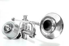 trompette Image libre de droits