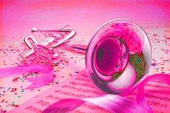 trompette b58 Photos libres de droits