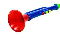 Plan rapproché de trompette Photos libres de droits