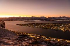 Tromsö Foto de archivo