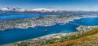 Tromsø Imagen de archivo libre de regalías