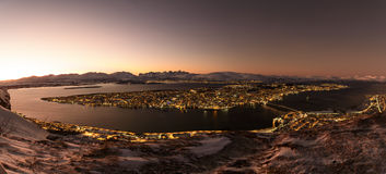 Tromsö Royalty Free Stock Images