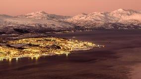 Tromsö Royalty Free Stock Photo