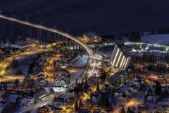 Tromsö Stock Image