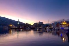 Tromse, Noruega Imagen de archivo