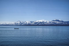 Tromse, Noruega Imagem de Stock Royalty Free