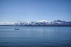 Tromse, Norvegia Immagine Stock Libera da Diritti