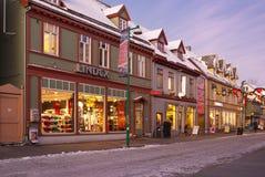 Tromse, Norway Stock Photography