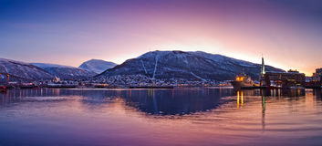 Tromse, Norway Royalty Free Stock Photography