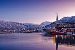 Tromso, Norway Royalty Free Stock Image
