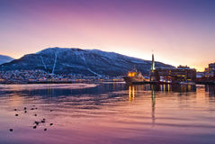Tromso, Norway Royalty Free Stock Photos
