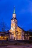 Tromso Νορβηγία Στοκ φωτογραφίες με δικαίωμα ελεύθερης χρήσης