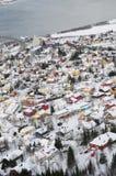 tromso городка Стоковая Фотография