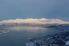 Tromso zdjęcie stock