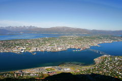 Tromso Stock Photography