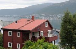 Tromso Stock Image
