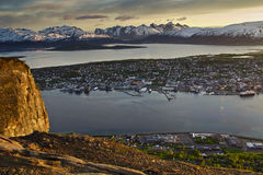 Tromso Stock Photo