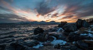 Tromso Стоковые Фотографии RF