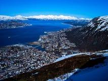 Tromso Στοκ Εικόνες