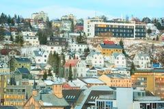 Tromso City Norway Royalty Free Stock Image