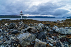 Tromso county, Norway, landscape Stock Photography