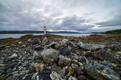 Tromso county, Norway, landscape Royalty Free Stock Images