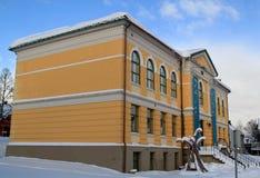 Tromso mitt för samtida konst, Norge Arkivfoto