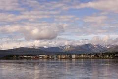 Tromso nordliga Norge Royaltyfri Foto
