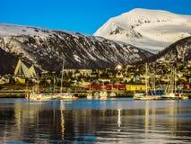 Tromso, Norvège Photo stock