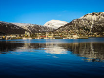 Tromso, Norvège Photographie stock