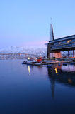 In Tromso, Norway Stock Image