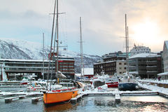 Tromso, Norway Royalty Free Stock Photography