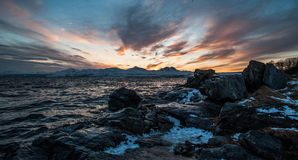 Tromso Royalty Free Stock Photos