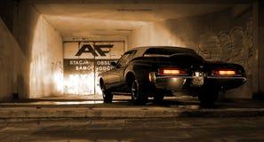 Tronçon de queue de Buick Riviera Images stock
