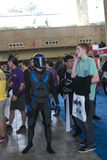 Tron на Балтиморе Comiccon Стоковые Изображения RF