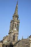 Tron Kirk Church Tower, Royal Mile Street; Edinburgh. Scotland Stock Image