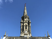 Tron Kirk & Royal Mile Market Royalty Free Stock Photography