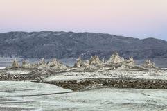 Trona Pinnacles, Sears Valley Royalty Free Stock Photo
