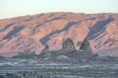 Trona Pinnacles, Sears Valley Royalty Free Stock Images