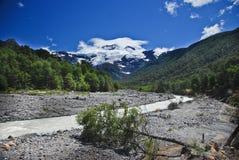 Tronador mountain - Argentina stock images