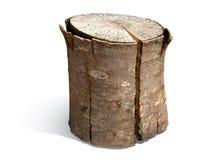 Tronco de árbol Foto de archivo
