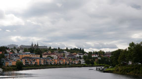 Trondheim Stock Photo