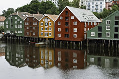Trondheim Royalty Free Stock Images