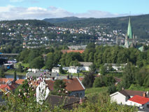 Trondheim Stock Photography