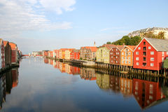 Trondheim Stock Image