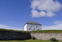 Trondheim Kristiansten Fort Stock Photos